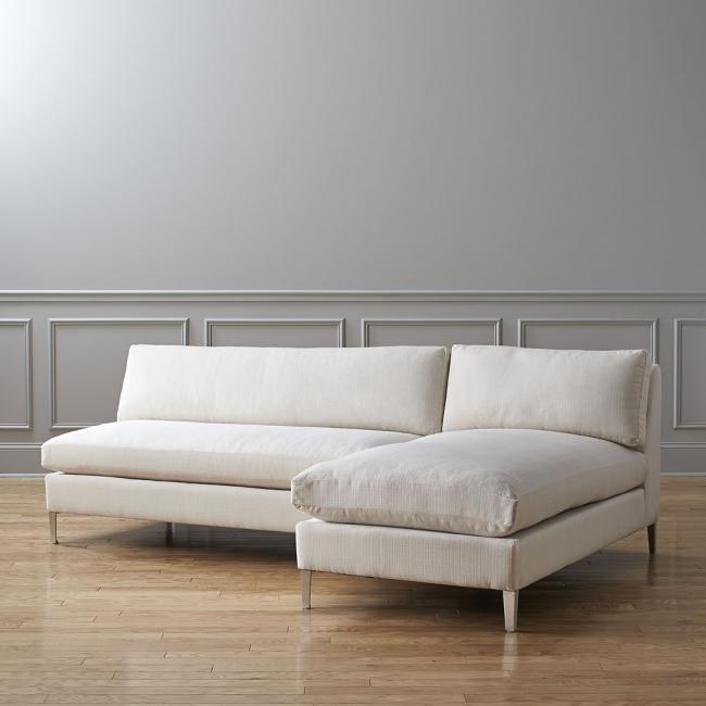 Cielo II 2 piece sectional sofa